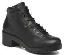 Wanda High Stiefeletten & Boots in schwarz