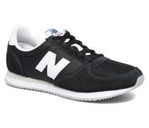 U220 Sneaker in schwarz