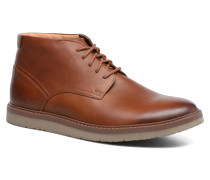Bonnington Top Stiefeletten & Boots in braun