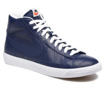 Blazer mid prm Sneaker in blau