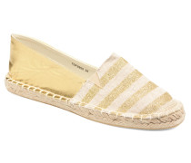 Uny Espadrilles in goldinbronze
