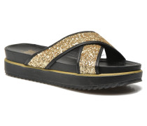 Levana 45234 Clogs & Pantoletten in goldinbronze