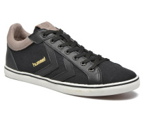 Deuce Court Premium Sneaker in schwarz