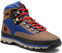 Euro Hiker Jacquard Sneaker in braun