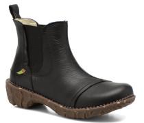 Yggdrasil N158 Stiefeletten & Boots in schwarz