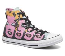 Chuck Taylor All Star Hi Portrait W Sneaker in mehrfarbig
