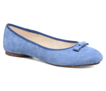 Adeline Ballerinas in blau