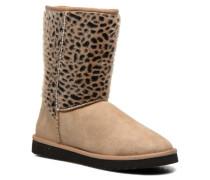 Uma Leo Boot 050 Stiefeletten & Boots in beige