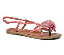 Dizy Sandalen in rosa