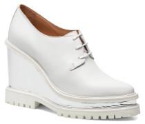 ANITA 3 Schnürschuhe in weiß