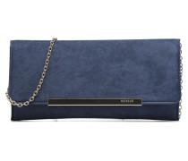 Pochette suédée S Mini Bags für Taschen in blau