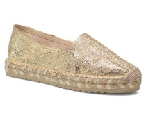 Samba Espadrilles in goldinbronze