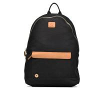 Backpack Nylon 2 Rucksack in schwarz