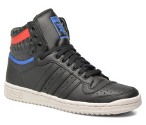 Top Ten Hi Clean Iconics Sneaker in schwarz