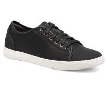 Lander Cap Sneaker in schwarz