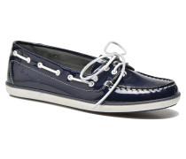 Clamer Schnürschuhe in blau