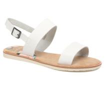 Morel Sandalen in weiß