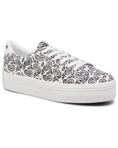 Plato Sneaker Bandana in weiß