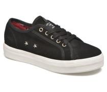 Hannah Sneaker in schwarz