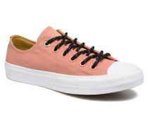Chuck Taylor All Star II Ox Shield Lycra W Sneaker in orange