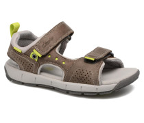 Jolly Wild Sandalen in grau