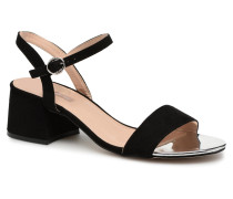 New Auro Sandalen in schwarz