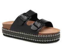 Horesy Sandalen in schwarz