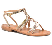 Bounty Sandalen in goldinbronze