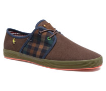 SPAM 2 Sneaker in braun