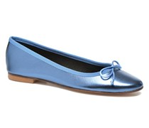 Luna Ballerinas in blau