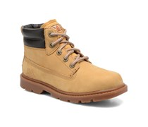 Colorado Plus Zip Stiefeletten & Boots in gelb