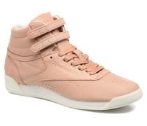 FinS Hi Face 35 Sneaker in beige