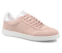 Deportivo Ciclista Serraje Sneaker in rosa