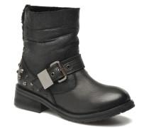 Yoni Stiefeletten & Boots in schwarz