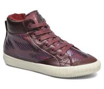 Bota Serpiente Sneaker in lila