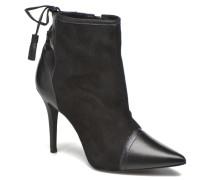 Vampira Stiefeletten & Boots in schwarz