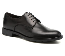 Lardy Schnürschuhe in schwarz