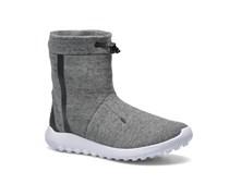 Wmns Tech Fleece Mid Stiefeletten & Boots in grau