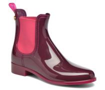 Pisa Stiefeletten & Boots in lila