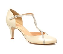 11320 Pumps in beige