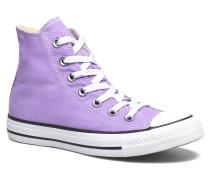 Chuck Taylor All Star Hi W Sneaker in lila
