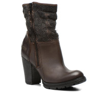 HanMu Stiefeletten & Boots in braun