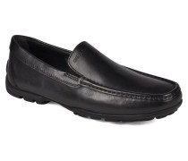 U MONET W 2FIT B U44Q6B Slipper in schwarz