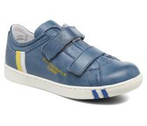 Bobby Sneaker in blau