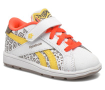 The Lion Guard Court Low Sneaker in weiß