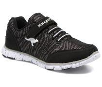 NuriZebra Sneaker in schwarz