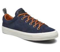 Star Player Premium Suede Ox M Sneaker in blau
