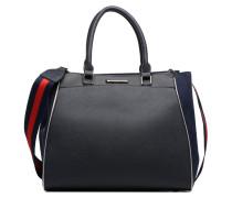Navy Big Handbag Handtaschen für Taschen in blau