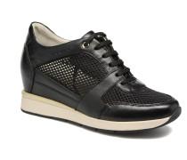 Jackie 5 Sneaker in schwarz