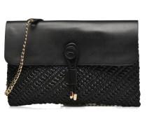 Pochette tressée Mini Bags für Taschen in schwarz
